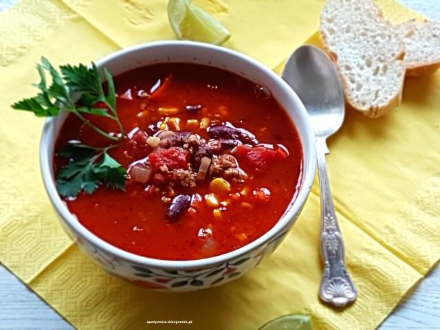 Zupa Meksykańska Apetycznie Klasycznie